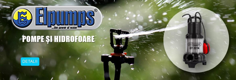 ELPUMPS - CT 2274 - Pompe submersibile apa uzata